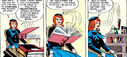 Jean Grey (Earth-616) from X-Men Vol 1 1 0001