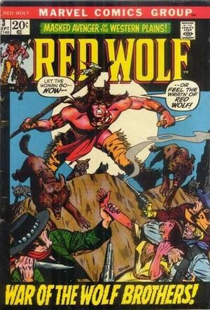 Red Wolf Vol 1 3