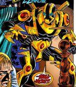 Skull-Jacket (Earth-616) from Spider-Man Unlimited Vol 1 11 0001