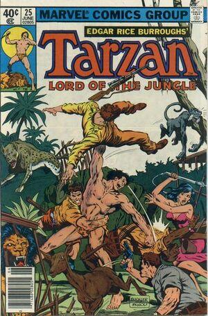 Tarzan Vol 1 25