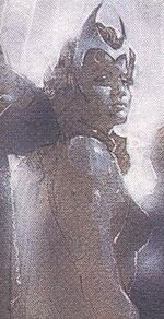 Wanda Maximoff-Lehnsherr (Earth-9591)