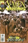 X-Men Hellfire Club Vol 1 1