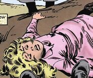 Frank's Daughter (Earth-616) from Punisher A Man Named Frank Vol 1 1 0001