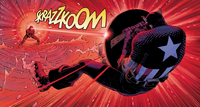 Steven Rogers (Earth-616) Scott Summers (Earth-616) Avengers vs. X-Men Vol 1 1.png