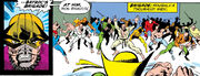 Batroc's Brigade, Daniel Rand, Georges Batroc (Earth-616) from Marvel Premiere Vol 1 20
