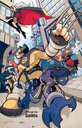 X-Men Unlimited Vol 1 49 Pinup 001