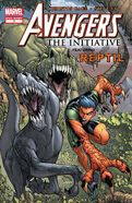 Avengers Initiative Featuring Reptil Vol 1 1