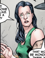Hanna Levy (Earth-616) from District X Vol 1 2