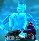 J. Jonah Jameson (Robot) (Earth-TRN453)