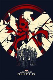 Marvel's Agents of S.H.I.E.L.D. Season 1 22 by Phantom City Creative