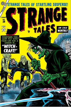 Strange Tales Vol 1 29
