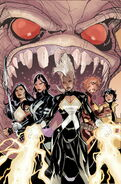 X-Men Vol 4 26 Textless