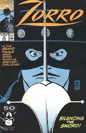 Zorro Vol 1 12