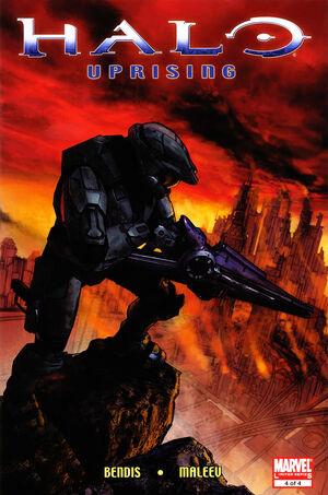 Halo Uprising Vol 1 4