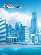 Singapore from X-23 Vol 3 7