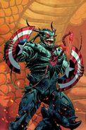 Captain America Vol 7 20 Textless