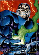 En Sabah Nur (Earth-616) from Marvel Masterpieces Trading Cards 1992 0001