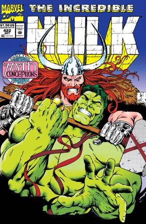 Incredible Hulk Vol 1 422