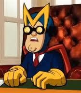 Mayor of Super Hero City