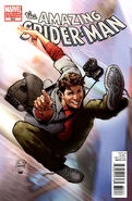 Amazing Spider-Man Vol 1 643 Jimenez Variant
