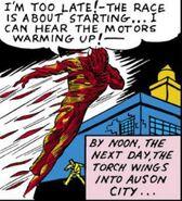 Auson City from Marvel Mystery Comics Vol 1 2 0001