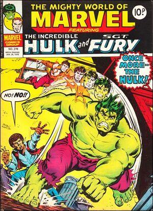 Mighty World of Marvel Vol 1 278