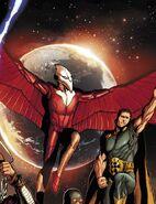 Samuel Wilson (Earth-616) from Infinity Vol 1 2