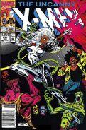 Uncanny X-Men Vol 1 291