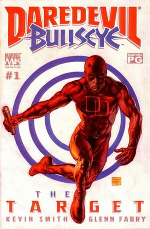 Daredevil Bullseye The Target Vol 1 1
