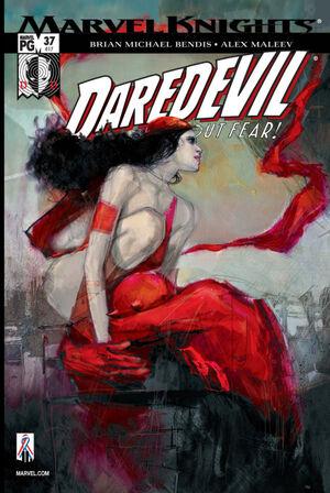 Daredevil Vol 2 37