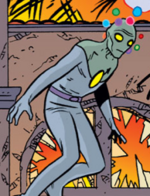 Orbit (Earth-616) from X-Statix Vol 1 2