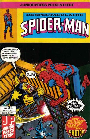 Spectaculaire Spiderman 24