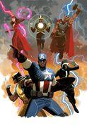 Uncanny Avengers Vol 1 1 Acuña Variant Textless