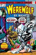 Werewolf by Night Vol 1 32