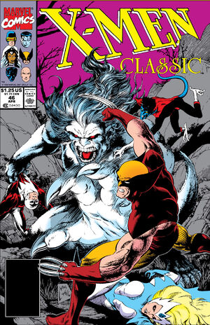X-Men Classic Vol 1 46