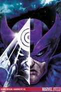 Dark Reign Hawkeye Vol 1 3 Textless