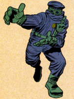 Gerald Marsh (Earth-616) from Marvel Legacy The 1960's Handbook Vol 1 1 0001
