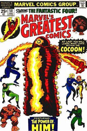 Marvel's Greatest Comics Vol 1 50