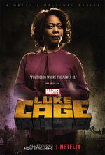 Marvel's Luke Cage poster 006