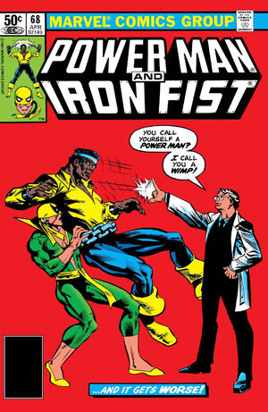 Power Man and Iron Fist Vol 1 68