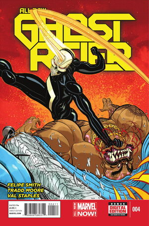 All-New Ghost Rider Vol 1 4