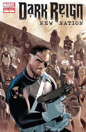 Dark Reign New Nation Vol 1 1