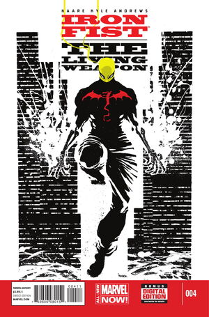 Iron Fist The Living Weapon Vol 1 4