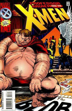 Professor Xavier and the X-Men Vol 1 3