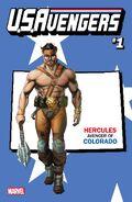 U.S.Avengers Vol 1 1 Colorado Variant