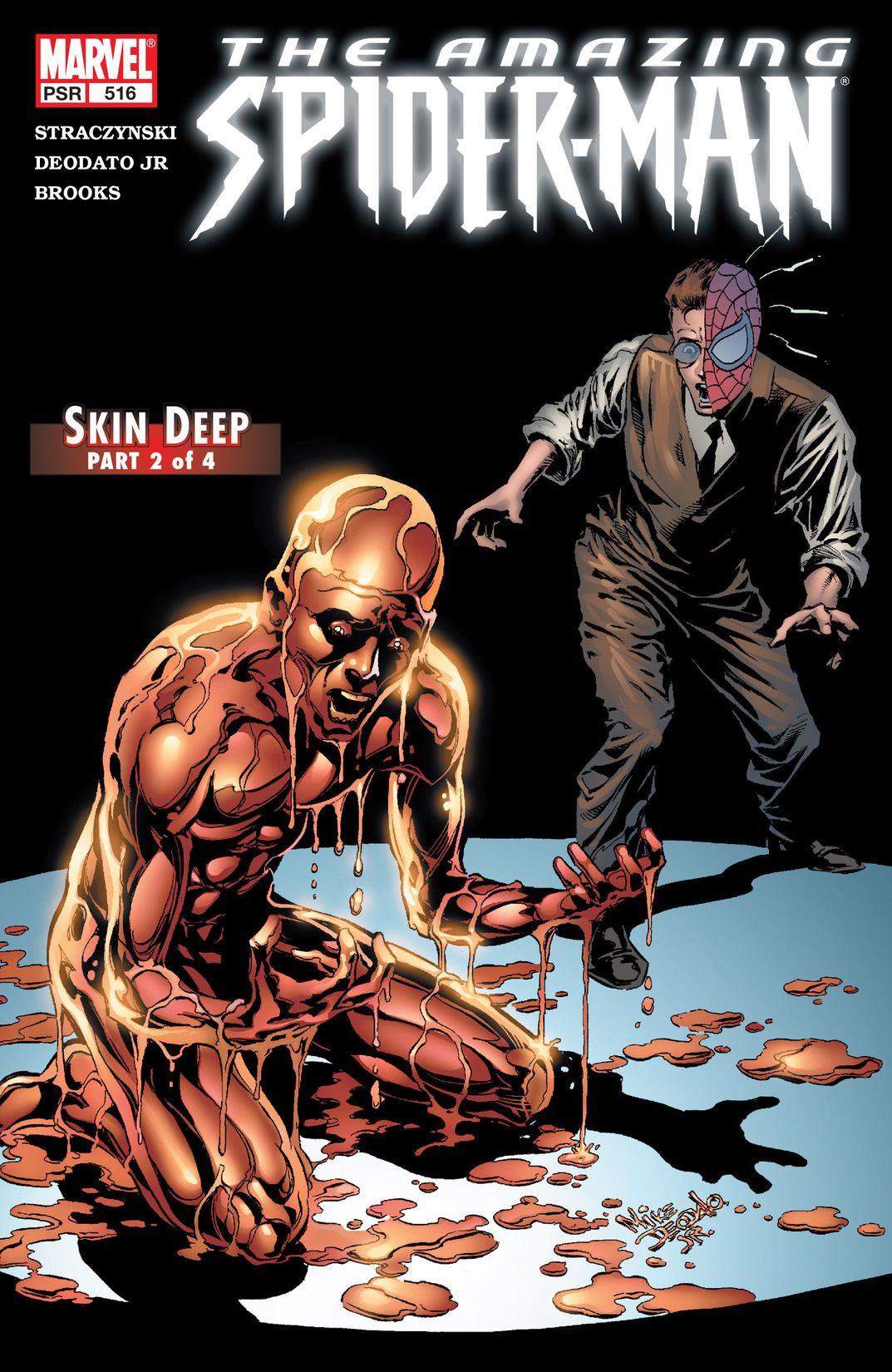 Amazing Spider-Man Vol 1 516
