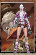 Howard the Duck Vol 6 3 Gwenpool Variant Textless