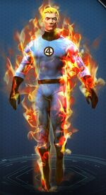 Jonathan Storm (Earth-TRN258) from Marvel Heroes (video game) 001