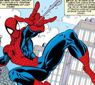 Peter Parker (Earth-616) from Amazing Spider-Man Vol 1 351 001