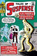 Tales of Suspense 45